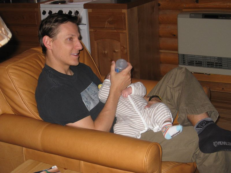 Grayson 5-6 months 120