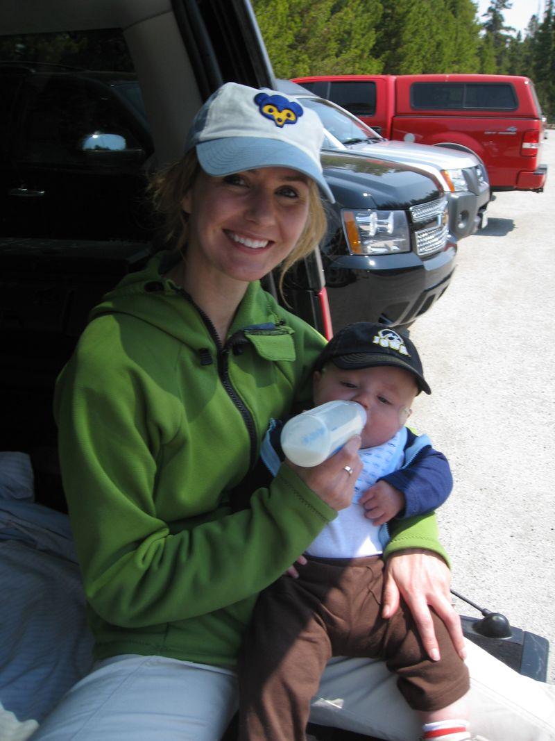 Grayson 5-6 months 230